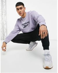 Reebok Classics - Sweat-shirt - Violet