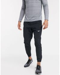 Nike Nike – Running Phantom – Basic-Jogginghose - Schwarz