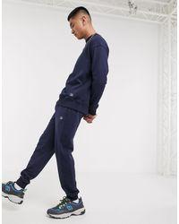 Russell Athletic – Ernie – Jogginghose mit Bündchen - Blau