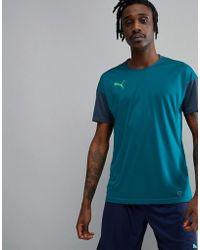 PUMA - Football Nxt Shirt In Blue 65556103 - Lyst