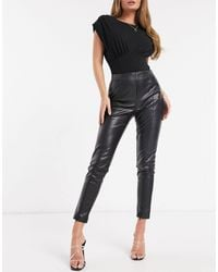 In The Style Leggings negros