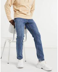 Pull&Bear Regular Fit Jeans - Blue