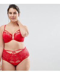 Figleaves - Curve Amour Strappy Bra - Lyst