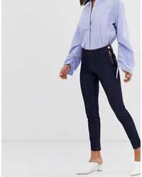 2nd Day 2ndday Jeanett Skinny Jeans - Blue