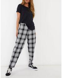 New Look Slim Leg Trouser - Black