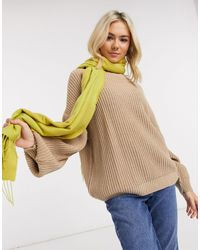 Oasis Supersoft Scarf - Yellow