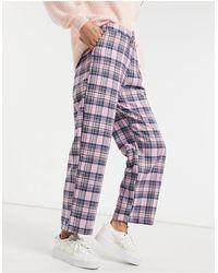 Skinnydip London Pantalones a holgados - Multicolor