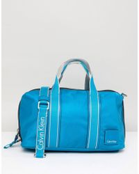 Calvin Klein - Fluid Duffle Bag - Lyst