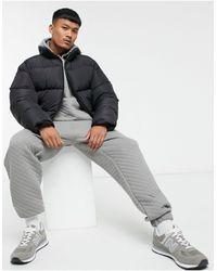 ASOS Puffer Jacket - Black