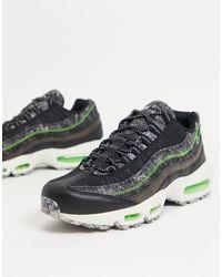 Nike - Черные Кроссовки Air Max 95 Revival-черный Цвет - Lyst