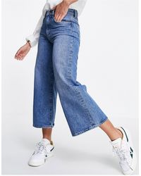 French Connection Gonna pantalone - Blu