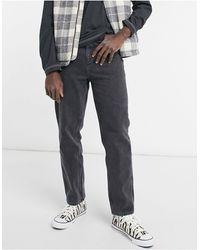 ASOS Jeans Met Hoge Taille - Zwart