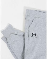Under Armour Training Rival Fleece joggers - Grey