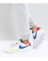 Air Trainers In Nike Panache Pack 1 Blue Force Lyst 2EW9IDH
