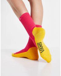 Vans Носки Лимонного Цвета 66 Supply-желтый