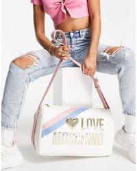 Love Moschino Bolsa - Blanco