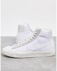 Nike - Blazer Mid '77 - Sneakers - Lyst