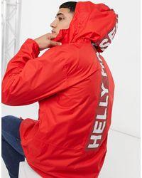 Helly Hansen Красная Куртка Active 2-красный
