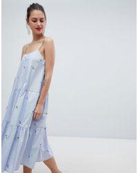Closet - Cami Dress - Lyst
