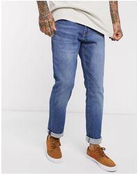 Levi's – 511 – Schmale Jeans mit Advanced-Stretch - Blau