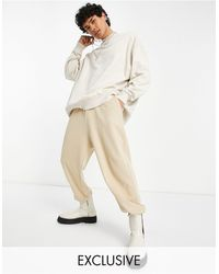 Reclaimed (vintage) - Inspired Dad Fit Sweat - Lyst