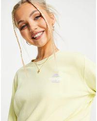 Wrangler Crewneck Sweatshirt - Yellow