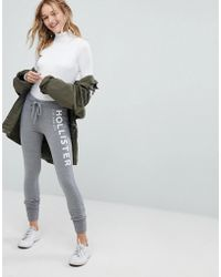 Hollister - Cosy Skinny Trackpant - Lyst