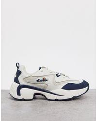 Ellesse Indus Chunky Runner Sneakers - White