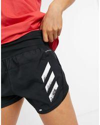 adidas Originals Adidas Running Run It Woven Shorts - Black