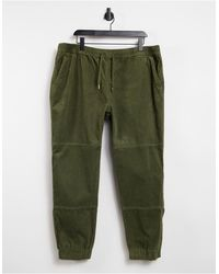 New Look Pantaloni cargo - Verde