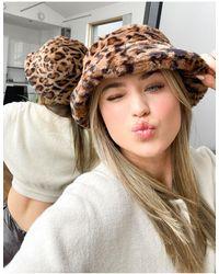 New Look Cappello da pescatore - Nero