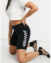 Vans Chalkboard leggings Shorts - Black