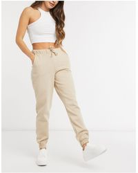 Vero Moda Co-ord sweatpants - Natural