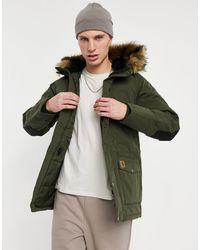 Carhartt WIP - Куртка-парка Trapper-зеленый Цвет - Lyst