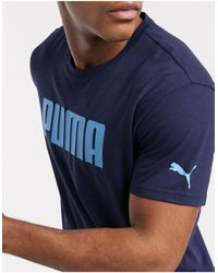 PUMA - T-shirt - Lyst