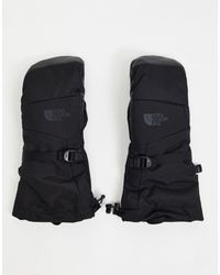 The North Face Guantes - Negro