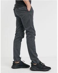 Tom Tailor Wool Look Chino - Grey