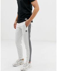 adidas Originals Beckenbauer - Pantalon - Blanc
