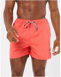 Jack & Jones Шорты Для Плавания Intelligence-оранжевый - Многоцветный