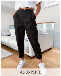 ASOS - ASOS DESIGN Petite - Pantalon chino - Lyst