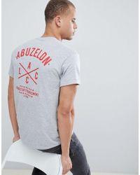 Abuze London - Abuze Ldn Alcc Back Print T-shirt - Lyst