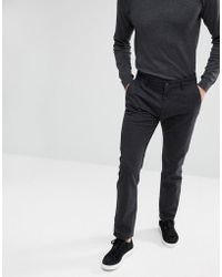 Esprit - Smart Trouser With Fleck - Lyst