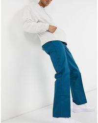 Dickies 874 - Pantaloni casual dritti blu
