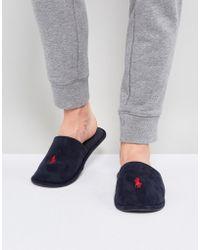 Ralph Lauren - Summitt Slippers - Lyst