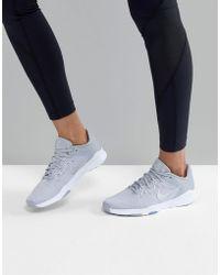bdd2518b4b40 Nike - Training Zoom Condition 2 Trainers In Grey - Lyst