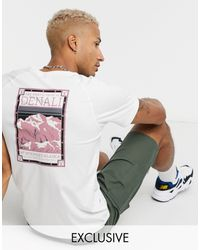 The North Face Faces T-shirt - White