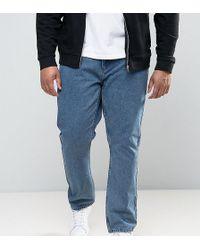 Loyalty & Faith - Loyalty And Faith Plus Straight Fit Konfer Jeans - Lyst