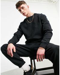 adidas Originals X Pharrell Williams Premium Sweatshirt - Black