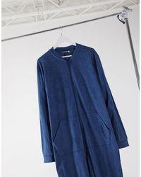 ASOS Onesie confort - délavé - Bleu