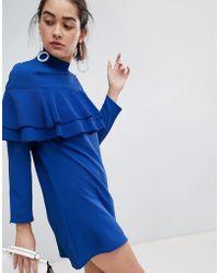 Madam Rage - Double Frill Layer Dress - Lyst